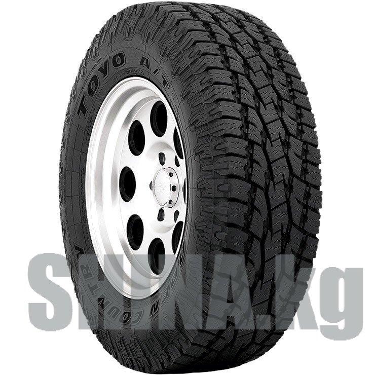 285/50R20 TOYO Open Country A/T