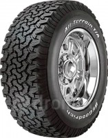 285/75R16 LT BF Goodrich All-Terrain T/A KO2