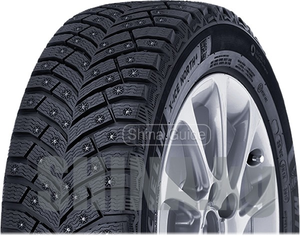 305/35R21 Michelin X-Ice North 4 SUV